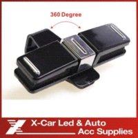 Cheap New Car Visor Sunglass Clip Sun Glass Protective Holder Card Holder Clip Car Paper Clip Car Glass Holder Vehicle Accessories