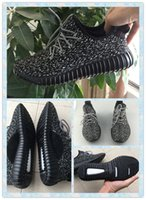 Cheap Fast children's kanye Yeezy Boost 350 Boost Low Sneakers Running Shoes Black outdoor shoes, 2016 fasion Basketball Shoes Children Youth Kids