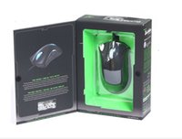Wholesale Drop shipping Top quality Razer Death Adder Mouse Upgrade DPI Competitive games must razer deathadder