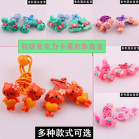 Wholesale Xayakids hair clips barrettes The new children cartoon set factory direct hairpin bow hot girls collection