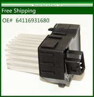 Wholesale Final Stage E39 E46 Heater Blower Motor Resistor for BMW E46 E39 X5 X3 OE order lt no track