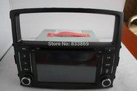 mitsubishi tv - inch Android Car DVD for Mitsubishi PAJERO V97 V93 With Bluetooth IPOD GPS Navi G WIFI TV Radio