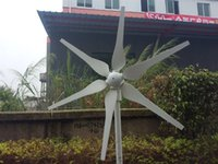 Wholesale 2015 year new hot selling w w wind turbine generator Six blades
