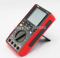 Wholesale UNI T UT81B Scope Digital Multimeter Oscilloscope vertical sensitivity digital multimeter diode test automatically shut down