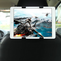 Wholesale Car Mount Holder Car Back Seat Headrest Mount Stand for ipad mini ipad air inch Tablets Travel Kit