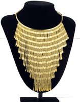 american plastic products - 3pcs fashion hot sale new arrival Ladies Accessories new product gold statement necklace handmade costume jewelry
