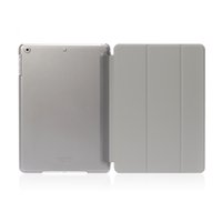 Wholesale New ultra slim PU Smart Stand Case Cover funda For iPad ipad2 iPad3 iPad4 capa