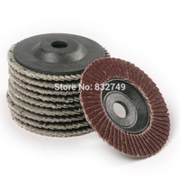 Wholesale New Arrival Sanding Disc Grinding Wheel Dremel Tools Sanding Disc for Removing Rust Grinding order lt no track