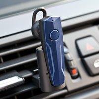 Wholesale-Lo nuevo teléfono estéreo inalámbrica Bluetooth V4.0 Mini auricular manos libres celular Auriculares Accesorios completos de alquiler de conducción segura