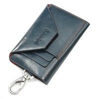 Wholesale 2015 Portable Versatile Key Bags Card Bag High Quality PU Daily Life Holders Wallets Women Men Design Brand x8x1 cm Colors