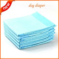 Wholesale Promotional Pet Diaper Pad Antiperspirant Diapers Waste absorbing Training Dog Pet Diapers S M size for Choice