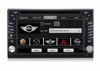 "Hyundai Universal In-Dash DVD Player 6.2 Inch Quad-Core Android 4.4 HD 2 din 6.2"" Car Radio Car DVD GPS for Hyundai SONATA ELANTRA TERRACAN SANTA FE TUCSON GETZ MATRIX TIBURON i20 LAVITA"