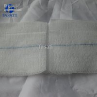 Wholesale 200pcs CM CM Layer medical Absorbent Gauze Swabs aid pads sterile100 cotton x ray Disposable