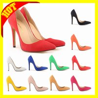 Wholesale 2015 Fashion Sexy valentine shoes zapatos mujer women shoes High Heels Women Pumps Nude Shoes Woman Plus Size