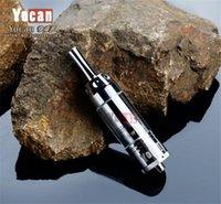 94f yocan Prix-100 % d'origine <b>Yocan 94F</b> sec Herb Vaporisateur en acier inoxydable verre Pyrex atomiseur 510 fil pour tous les eGo Vision Batterie E Cig mécanique Mods
