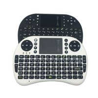 Wholesale Mini G High Quality Wireless Keyboard With Touchpad Handheld Black and White Keyboard For Banana Pi Raspberry Pi For Orange Pi PC