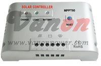 Wholesale 12V V automatic select A MPPT Solar Charge Controller V60A solar charger V60A solar controller MTTP Function