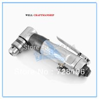air angle drill - Top Quality quot Elbow Right Angle Pneumatic Air Drill Tool