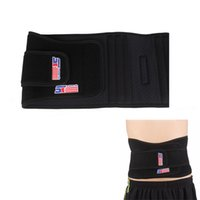 Wholesale SX632 Springs Breathable Magnetic Therapy Belt Gym Waist Brace Support Lumbar Back Protection Bodybuilding Double Banded
