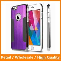 apple soldier - Blade Soldier Metal Brushed Shockproof Electroplating Hard PC Back Cover Protector Case for iPhone6 s plus sPlus