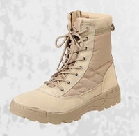 Cheap Military Tactical Magnum Combat Outdoor Sport Army Men Boots Desert Boats Hiking Autumn Shoes Travel Leather High Boots Male