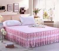 Cheap bed skirt Best crochet bed skirt