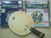 Wholesale Butterfly Table tennis blade Long Handle Short Handle SUPER ZLC Zhang jike PingPong Bat Tenergy Fx yasaka Rubber