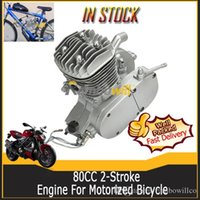 bicycle engine - High Performance cc Stroke Gasoline Engine MPH Single Cylinder Fit Most quot And Up Mountain Bikes Motorized Bicycle