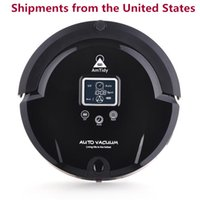 Wholesale NEW Automatic Intelligent robot vacuum cleaner Auto charge virtual wall multiple modes Shipments from the U S V V