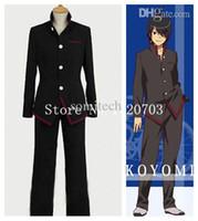 Wholesale Monogatari Koyomi Araragi Cosplay Costume