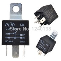 Wholesale Details about Car Truck Auto DC Volt Amp Relays Brand New With backres Pin