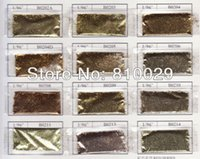 fine glitter - KG quot High Temperature Silver Gold Color Super fine Nail Glitter Dust Nail art Glitter shapes spangles Sequin