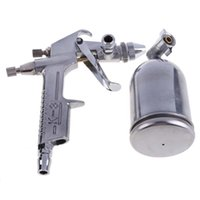 Wholesale Magic Spray Gun Sprayer Air Brush Alloy Painting Paint Tool Professional