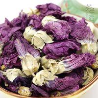 antioxidant tea - 200ml Violet beauty of the antioxidant bulk flower tea g