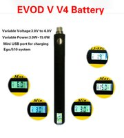 Cheap EVOD v v4 battery Best vision spinner 3