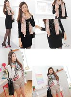 Wholesale New Arrivals Women Lady Cotton Long Large Scarf Shawl Wrap Fashion Beauty Size x185CM FX80