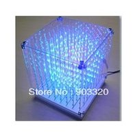 Wholesale Factory Price NEW SMD F5 in1 Laying D Cube Light for Advertising DJ party Show LED Display SD CARD CUBE LGIHT