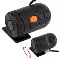 Wholesale HD P Mini Car DVR Vehicle Camera Video Recorder Dash Cam Car recorder DVR Degree View Angle