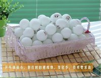 Wholesale Big mm Stars Best Table Tennis Balls pingpong Balls