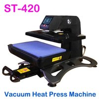 Wholesale Freesub ST Auto Pneumatic D Sublimation Vacuum Heat Press Transfer Machine for T shirt Phone Case Mugs Plates Photo Frame