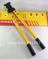 al forging - Cu Al conductor and communication cable forging blade cable knife cutter plier cuts up to square mm order lt no track