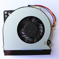 asus diy notebook - New CPU Notebook Cooler Fan Fit For Asus K72 N71JQ N71JV N61 N61J N61V N61JV N61JQ K52 K52F A52F A52JK A52 DIY Repair KSB06105HB