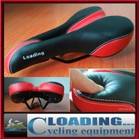 bicycle road trips - brand new MTB cycling bicycle middle hollow saddle ventilate soft for long trip pu leather seat mountain road bike parts