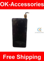 alcatel display - High Quality For Alcatel One Touch Idol X X Plus OT6043 D LCD Display Touch Screen PC