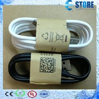 Wholesale High quality Micro USB Charger Cable for Samsung Galax S4 Note Sync Data Charging Adapter Lead Cord for HTC LG Nokia Cell Phones