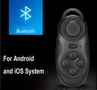 Wholesale 100 New Arrival Wireless Bluetooth Game Controller Gamepad Joystick for Android iOS Smart Phone