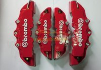 Wholesale Set of D Car Auto Brembo Brake Caliper Decals Stickers Graphics New Dood Quality