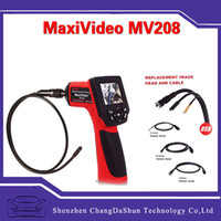 area screen - Autel MaxiVideo MV208 mm Digital Inspection Videoscope with inch Screen and mm Head for Examining Difficult to Reach Areas