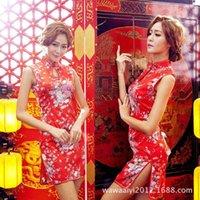 antique lingerie - Sexy lingerie factory accusing antique style cheongsam quality assurance