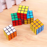 Wholesale New children Cube Ultra smooth and fast cm Puzzle Speed Rubix Magic Tricks Cube